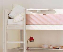 Modernes LIFETIME Etagenbett Color mit stabiler Leiter