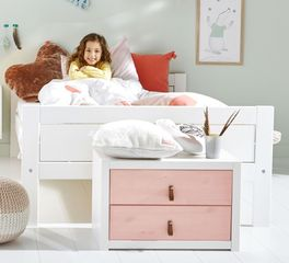 Modernes LIFETIME Jugendbett Original in guter Qualität