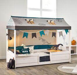 LIFETIME Kinderbett 4-in-1 Dino als angesagtes Hausbett
