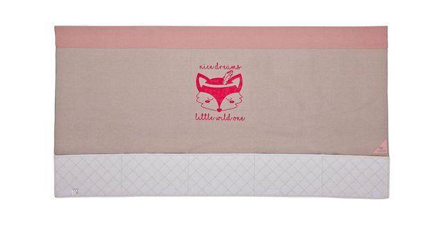 LIFETIME Kinderbett 4-in-1 Sioux mit optionaler Rückwand mit Klettband