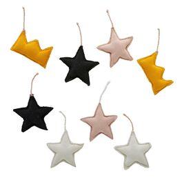LIFETIME Kinderbett Princess Stars inklusive Stoffdeko
