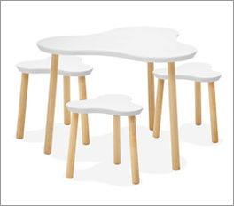 LIFETIME Kindersitzgruppe Monino ideal fürs Kinderzimmer