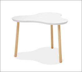 LIFETIME Kindersitzgruppe Monino mit Tisch in kindgerechter Höhe