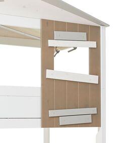 LIFETIME Midi-Hüttenbett Hideout mit Fensterwand