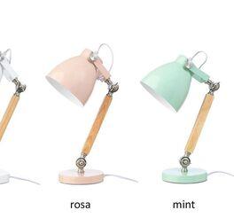 LIFETIME Nachttischlampe mit zwei Gelenken