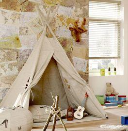 LIFETIME Spielzelt Camping zum Schlafen im Kinderzimmer