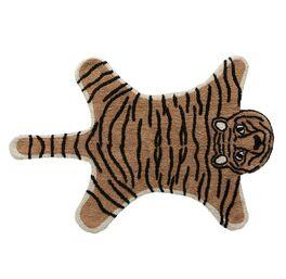 Hochwertiger LIFETIME Teppich Wild Life im Tiger-Design
