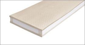 Matratzen-Komponenten Zarge Abdeckung aus Latex
