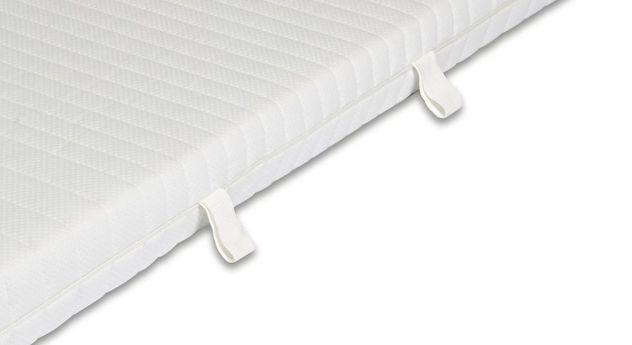 Matratzenbezug Doppeltuch inklusive 4 Wendeschlaufen