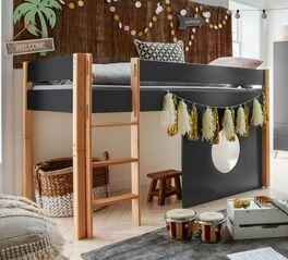Mini-Hochbett Kids Nordic Boys für moderne Kinderzimmer-Einrichtung