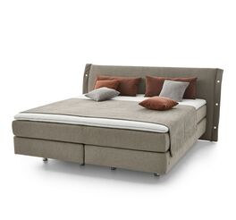 MUSTERRING Boxspringbett Evolution-Select für ausgezeichneten Schlafkomfort