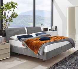 Stylisches Design Boxspringbett Evolution-Select von MUSTERRING