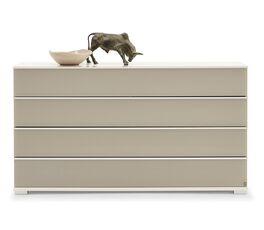 MUSTERRING Schubladen-Kommode San Diego Weiß in angesagten Farben
