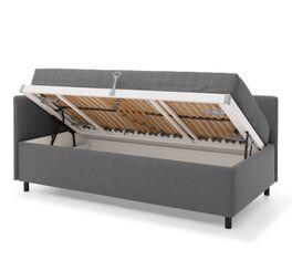 MUSTERRING Studioliege Elpaso mit praktischem Bettkasten