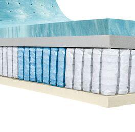 MUSTERRING Taschenfederkern-Matratze Superior GT2 für Allergiker geeignet