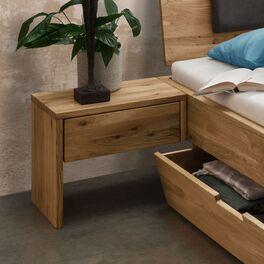 Nachttisch Adrien mit integrierter Schublade