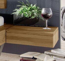 Nachttisch Darica mit gedämpftem Schubladeneinzug