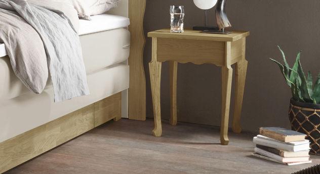 Nachttisch Gradina mit einer Schublade mit gedämpftem Selbsteinzug