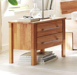 Nachttisch Halvar in geradlinigem Design