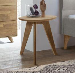 Nachttisch und Hocker Marla in moderner Optik