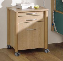 Nachttisch Isar in Komforthöhe passend zu Pflegebetten