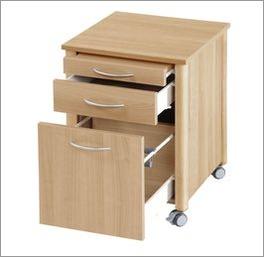 Nachttisch Isar optional mit Softclose-Auszügen