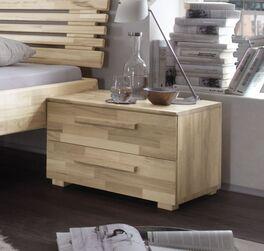 Nachttisch Kaspars mit leichtgängigen Schubladen