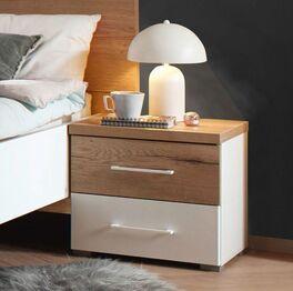 Eleganter und schlichter Nachttisch Leona