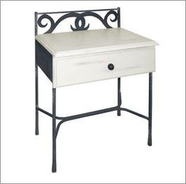 Nachttisch Maringa mit Schubfach für zusätzlichen Stauraum