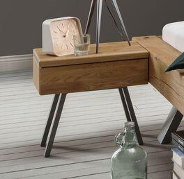 Nachttisch Rune mit praktischer Schublade