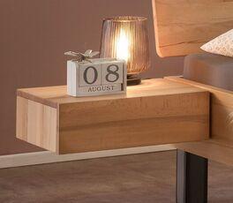 Nachttisch Valmar mit Selbsteinzug