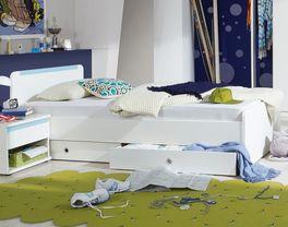 Preiswertes Jugendbett Los Pinos aus Dekor