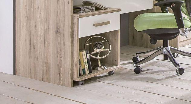Rollcontainer Tropea passend zum Schreibtisch