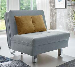 Schlafsessel Orsina mit gesteppter Sitzfläche