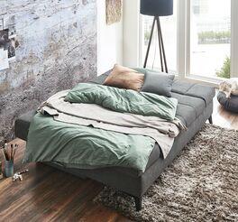 Schlafsofa Amedeo mit großzügiger Liegefläche