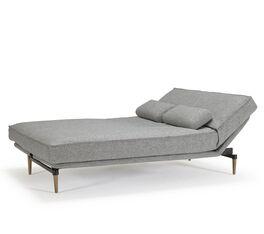 schlafsofa in modernem design z b mit taschenfederkern canosa. Black Bedroom Furniture Sets. Home Design Ideas
