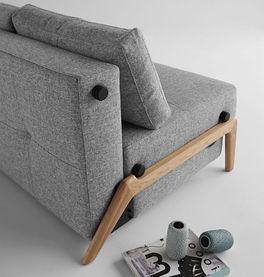 Schlafsofa Carlton mit innovativem Design