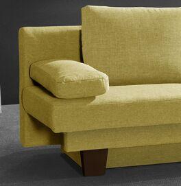 Schlafsofa Daresa in geradlinigem Design