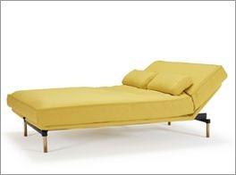 Schlafsofa Frentano mit einer Liegefläche von 140x200 cm