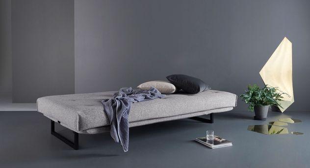 Praktisches Schlafsofa Frentano umbaubar zum Gästebett
