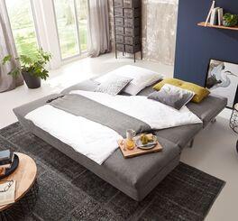 Schlafsofa Monio mit 200x200cm Liegefläche