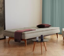 Schlafsofa Norland als Übernachtungsmöglichkeit für Gäste