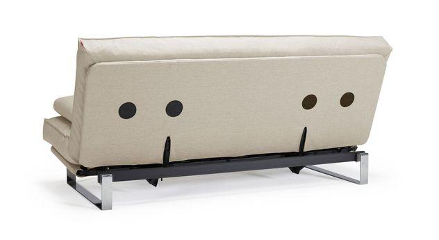 Schlafsofa Perano inklusive Gestellbezug aus Webstoff