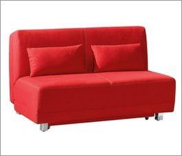 Schlafsofa Shenandoah uni mit bequemer Sitzfläche