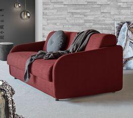 Schlafsofa Zera mit tiefer Sitzfläche