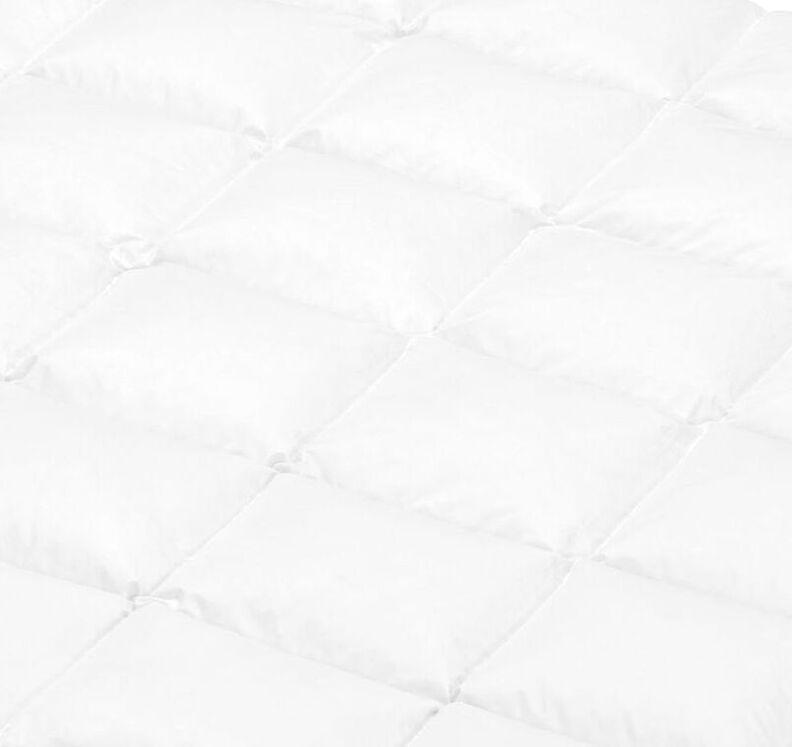 SCHLAFSTIL Daunen-Bettdecke D800 D700 D600 und D400 medium in Deutschland hergestellt
