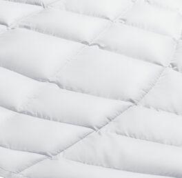 SCHLAFSTIL Eiderdaunen-Bettdecke D1000 normal mit hoher Bauschkraft