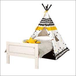 LIFETIME Schlafzelt mit Kinderbett kombinierbar