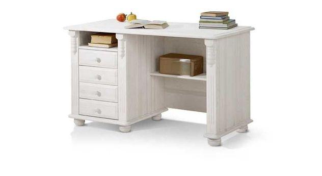 Schreibtisch Countryside inklusive 4 Schubladen