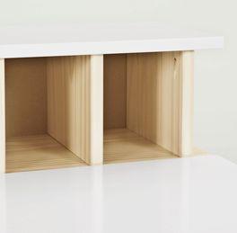 Schreibtisch Erin in modernem Look